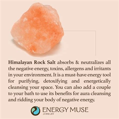 All Negative Energy Detox 17 best ideas about himalayan salt l on