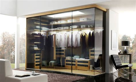 Black White And Blue Bedroom 15 stunning glass wardrobe designs bedroomm