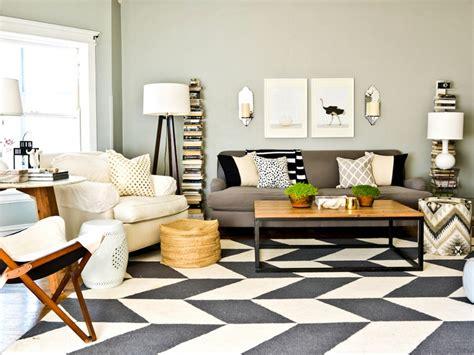 tapis de salon moderne quelles sont les tendances actuelles