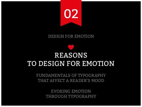 typography emotions we it evoking emotion through typography