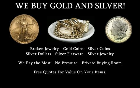Going For The Goldand The Silver by We Buy Gold And Silver Winter Fl