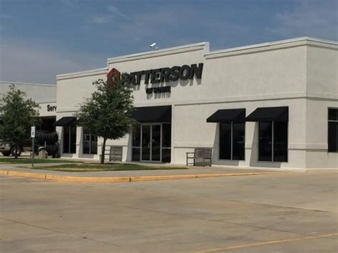 patterson of bowie car dealership in bowie tx 76230