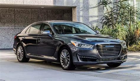 Hyundai Genesis 2020 by 2020 Hyundai Genesis G90 Specs Preview Price 2020 Hyundai