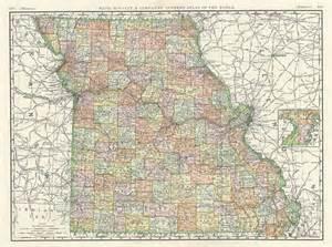 missouri geographicus antique maps