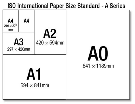 How To Make A3 Paper With A4 - what paper size is standard for us resumes quora