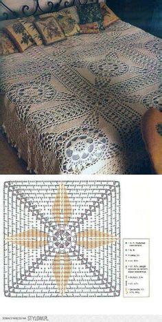 crochet bed covers images crochet bedspread