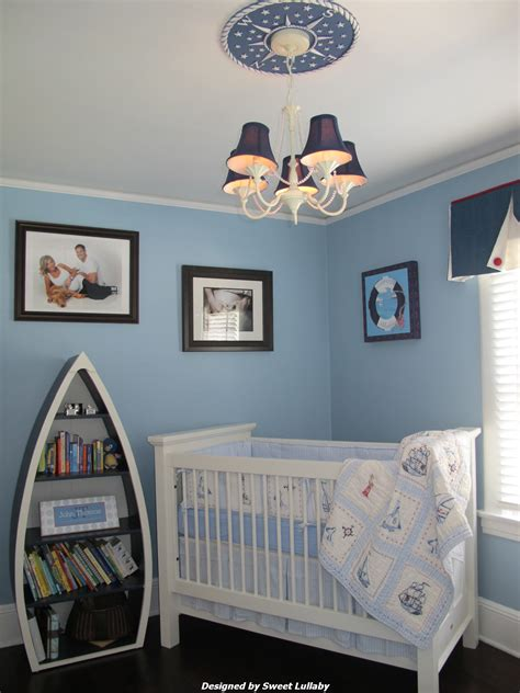 Nautical Decor For Baby Nursery Nautical Project Nursery