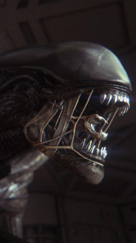 wallpaper alien isolation game survival horror alien