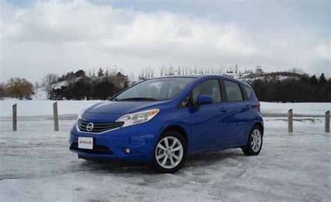 nissan versa sl 2014 2014 nissan versa note sl review car reviews