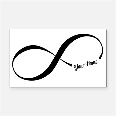 name for infinity symbol infinity symbol car magnets personalized infinity symbol
