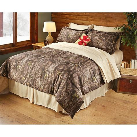 camo bed set sherbrooke camo complete bed set 420879 comforters at