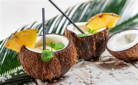 martini coconut wallpaper pina colada coconut pineapple cocktail food 817