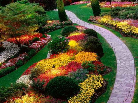 flower bed decoration landscaping ideas house front garden design remarkable