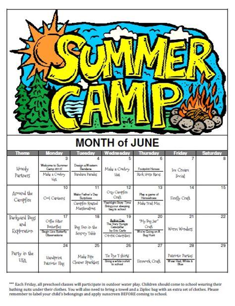 themes for english summer c 2013 summer c 187 the preschool at point washington