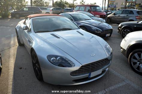 2006 Aston Martin V8 Vantage by 2006 Aston Martin V8 Vantage Volante Supercars All Day