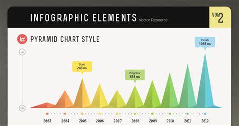 infographic vector elements vol2 vector objects pixeden