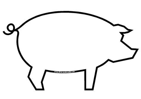 Coloriage Cochon Les Beaux Dessins De Animaux 224 Imprimer