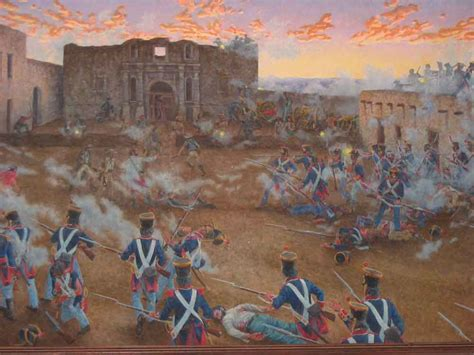 the battle of the alamo 1836 texas revolution the alamo although iconographic in u s history the