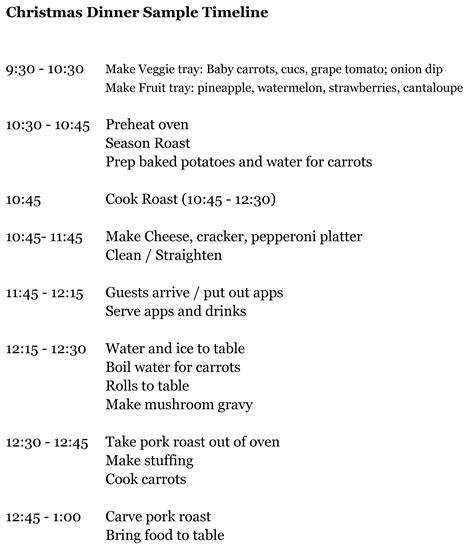 dinner menus for 12 planning dinner running a household