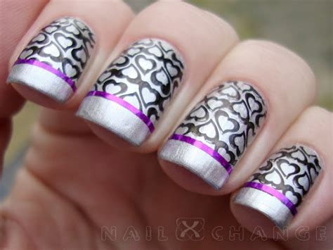 design your nails with tape nail striping tape designs nail designs hair styles