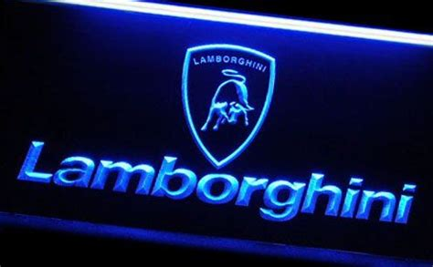 Lamborghini Neon Sign Pictures Of Lamborghinis Neon Lights Lambogihini Led