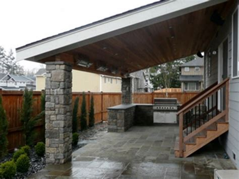 Covered Patio Pictures and Ideas