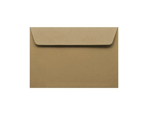 Paper Envelopes - 50 x c6 kraft paper envelopes cheap paper envelopes