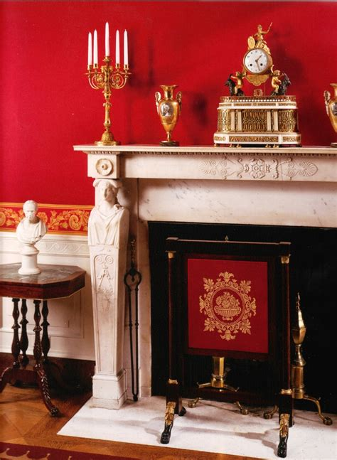 How Many Fireplaces Are In The White House by Room White House Museum