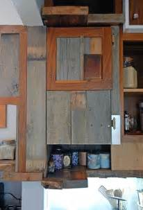 reclaimed wood kitchen cabinets pin by warn house on furniture pinterest