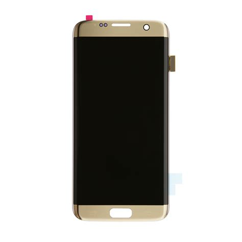 Lcdtouchscreen Samsung S7 Edgeoriginal Samsung Indonesia samsung galaxy s7 edge gold lcd screen and digitizer fixez