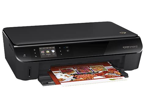 Printer Hp Advantafe Ink hp deskjet ink advantage 4515 e all in one printer a9j41b