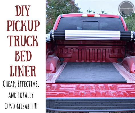 truck bed cer diy diy pickup truck bed liner easy cheap be happy and