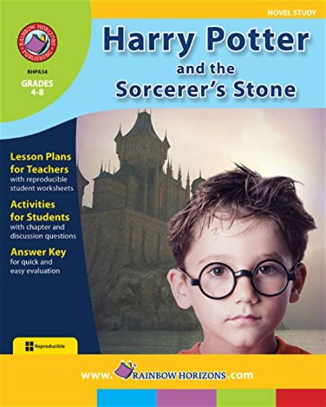 Pdf Harry Potter Sorcerers Book by Harry Potter And The Sorcerer S Novel Study