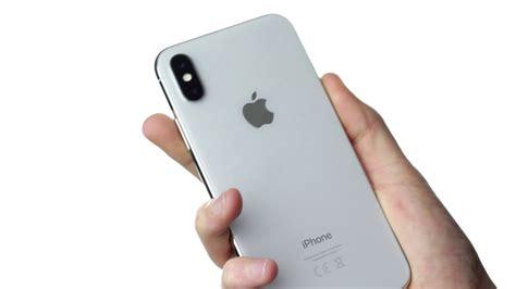 unboxing de l iphone x couleur argent et premi 232 res impressions