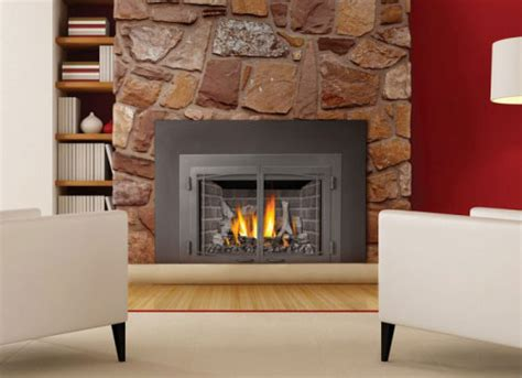 Gas Fireplace Inserts Ontario by Gas Inserts The Fireplace King Huntsville Ontario Muskoka For Your Heating Cooling And