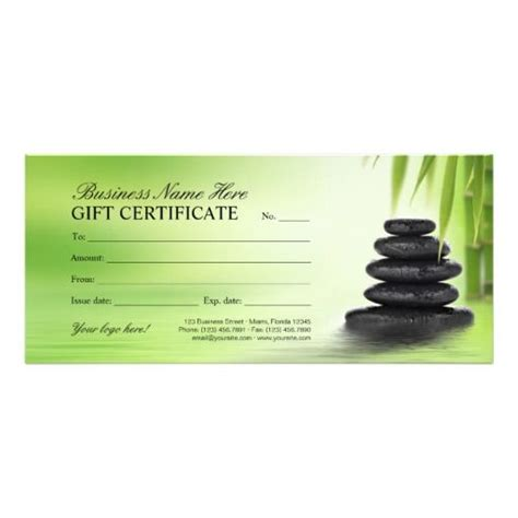 23 best spa massage beauty salon gift certificates