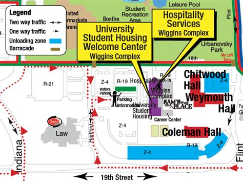 texas tech dorms map texas tech university university student housing