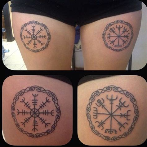 viking symbol tattoo 25 best ideas about viking compass on