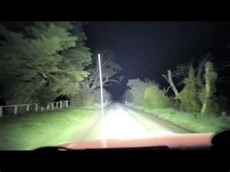 brightest road lights row led bar by hid lightsdownunder mp4