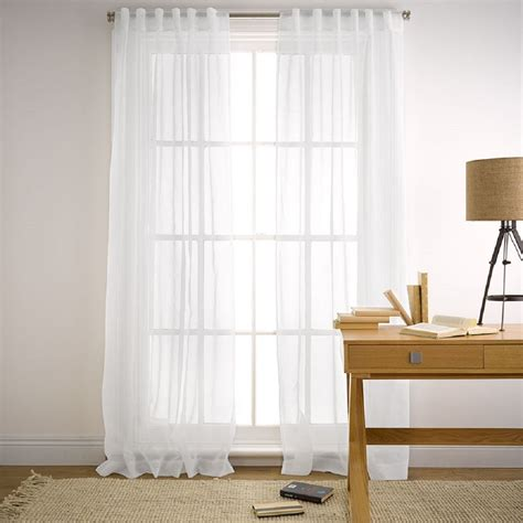 best sheer curtains white sheer tab curtains 14 best curtains images on tab