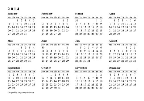 printable calendar 2014 and 2015 nz free printable calendars and planners 2018 2019 2020