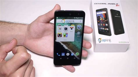 mobile 4 g general mobile 4g android 6 0 marshmallow g 252 ncellemesi