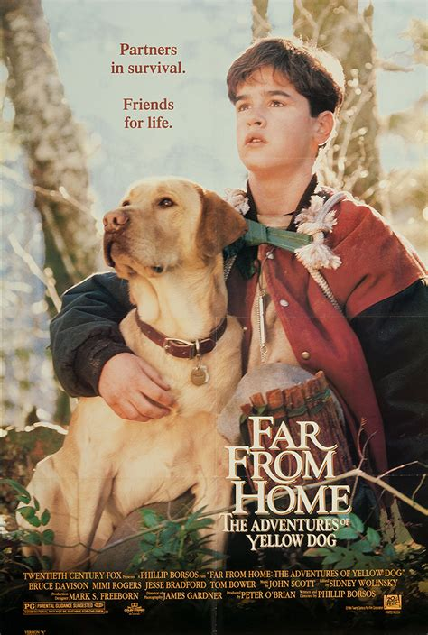 far from home the adventures of yellow 1994 original