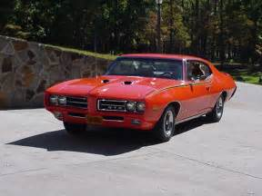 Pontiac The Judge 1969 Gto Judge