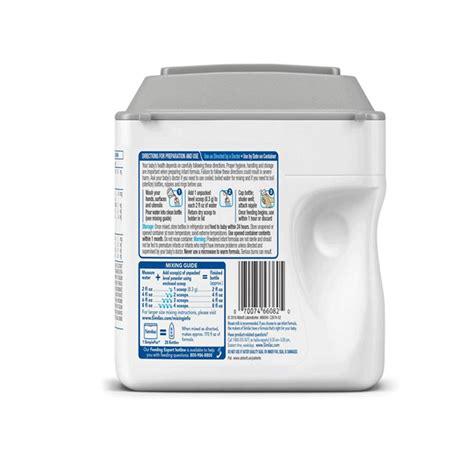 pro formula abbott nutrition similac pro advance optigro infant
