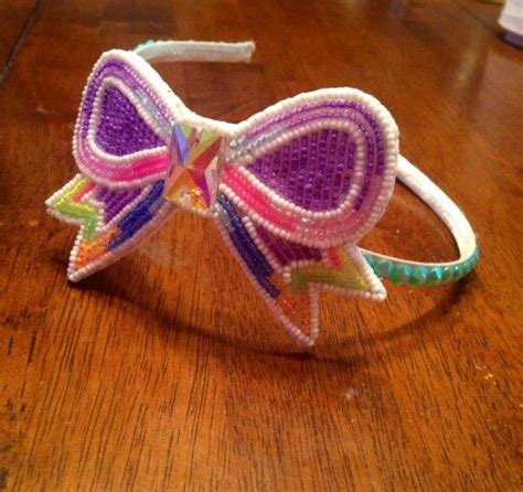 how to make a beaded headband american bows on