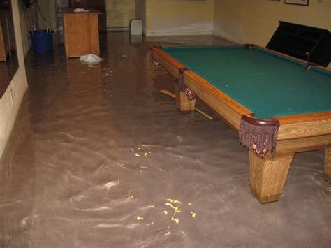 warning signs of basement flooding basement solutions