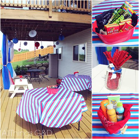 4th of july backyard party ideas 4th of july backyard party ideas 28 images 4th of july