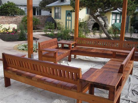 outdoor redwood patio furniture patio outdoor pergola
