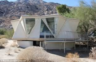 rotating house rotating house in california desert goes on sale for
